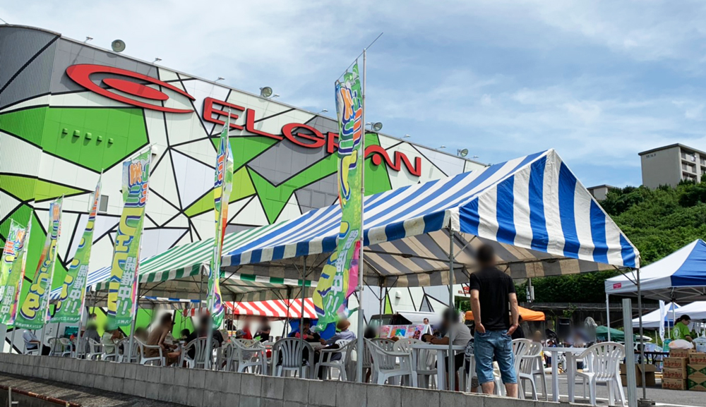 第12回ミニフェス〈夏の肉祭IN明野〉開催致しました。